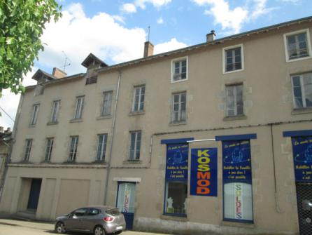Image of Town House Eymoutiers ref: 4794E