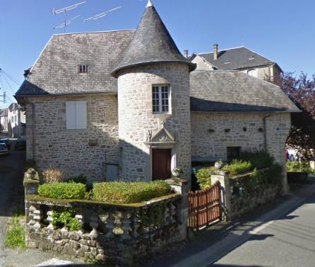 Image of Character house Treignac ref: 15043B