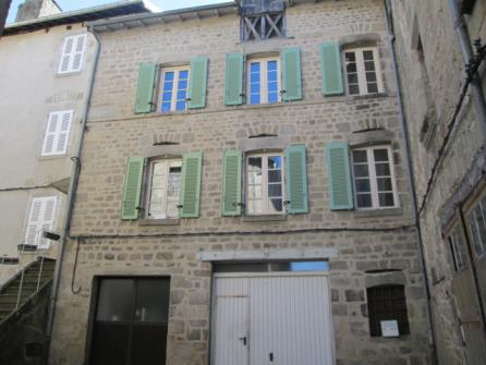 Image of Town House Eymoutiers ref: 5019E