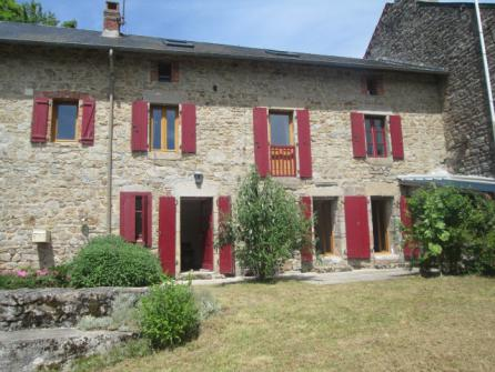 Image of Village house Eymoutiers ref: 5655E