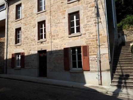 Image of Town House Eymoutiers ref: 5549E