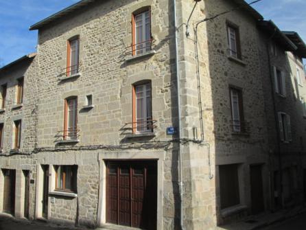 Image of Town House Eymoutiers ref: 5141E