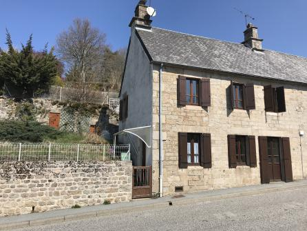 Image of Small priced property Bugeat ref: 15077b